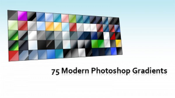 75 Modern Photoshop Gradients by Falco953 300x168 Free Photoshop Gradients for Designers