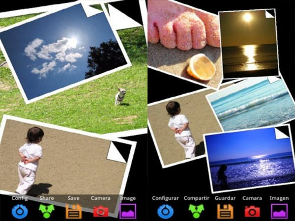 Collage Lite Android Apps for Designers