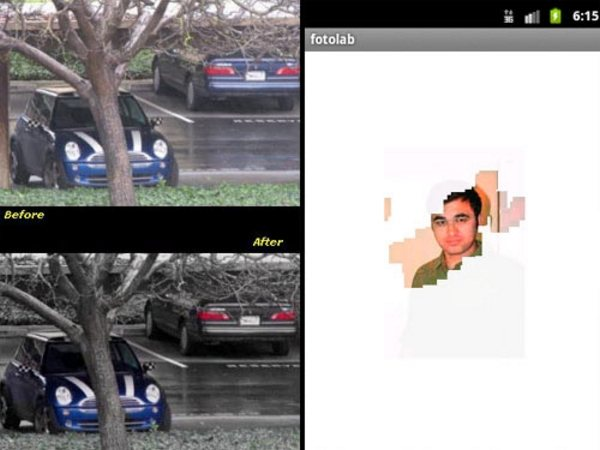Fotolab Android Apps for Designers