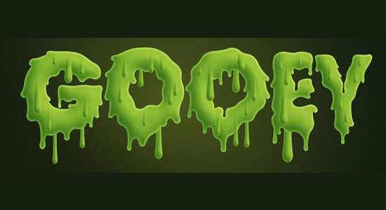 gooey-photoshop-text-tutorial