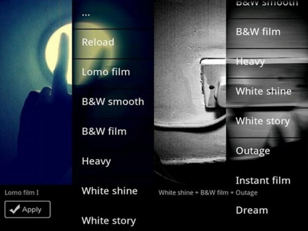 Little Photo Android Apps for Designers
