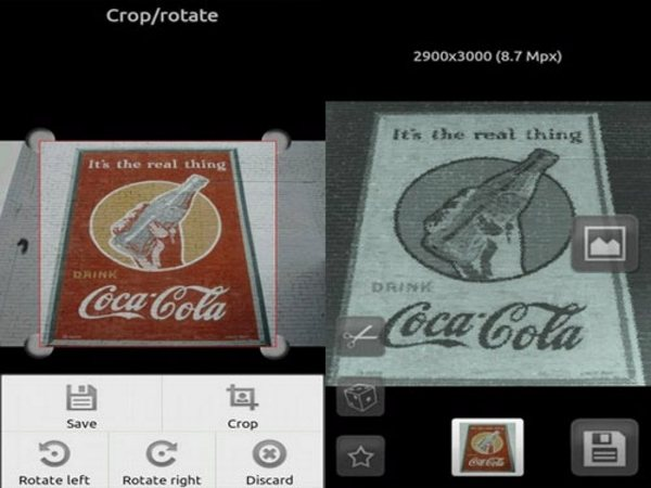 Photo illusion Android Apps for Designers
