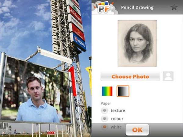 PhotoFunia Android Apps for Designers