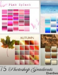 photoshop gradient main 50+ Latest Photo Manipulation Tutorials in Photoshop