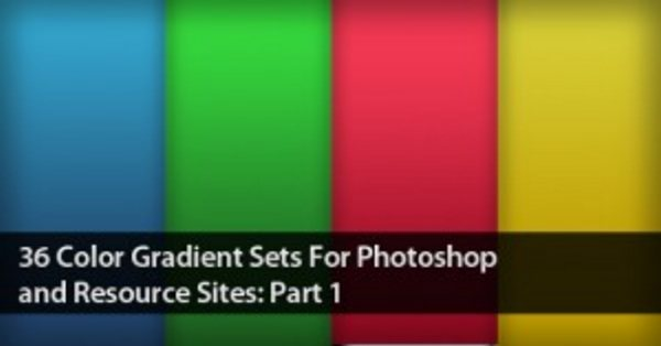 preview gradient sets photoshop resources 300x157 Free Photoshop Gradients for Designers