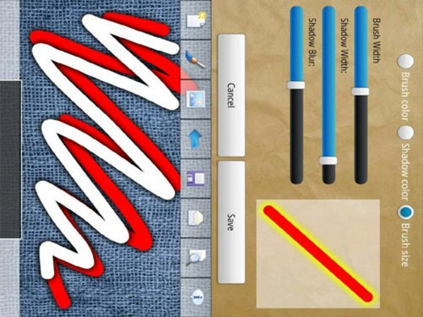 Scribbler Android Apps for Designers