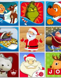 christmas apps designsmag Mac OS Customization Ideas