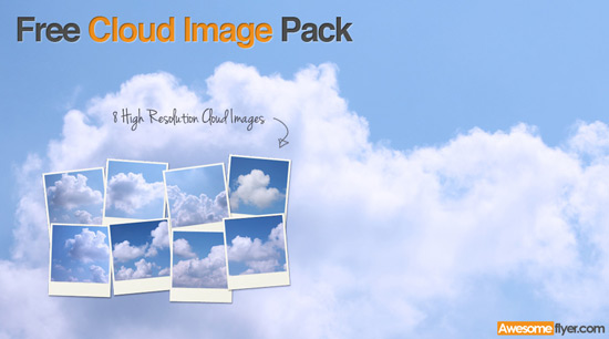 free cloud image pack