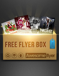 free awesomeflyer main 50+ Latest Photo Manipulation Tutorials in Photoshop