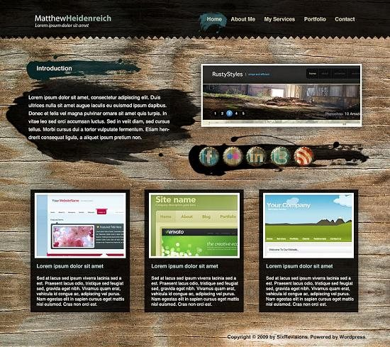 superb web design photoshop tuts 11 Superb Web Layout Design Tutorials of Photoshop