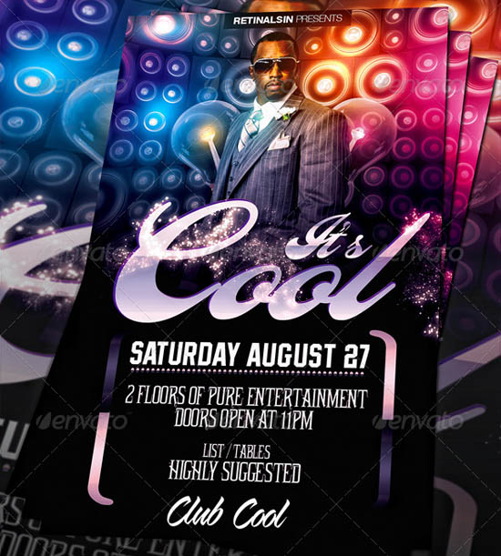 Cool Flyer Template