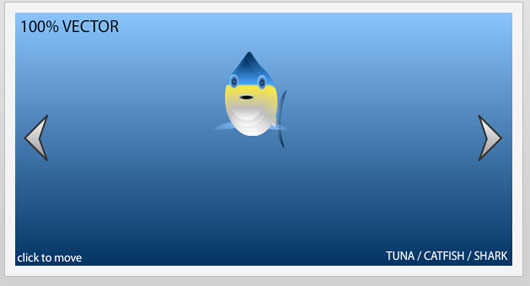 3D Fish Pack Marvelous 35 Premium Flash Animations with Source Files