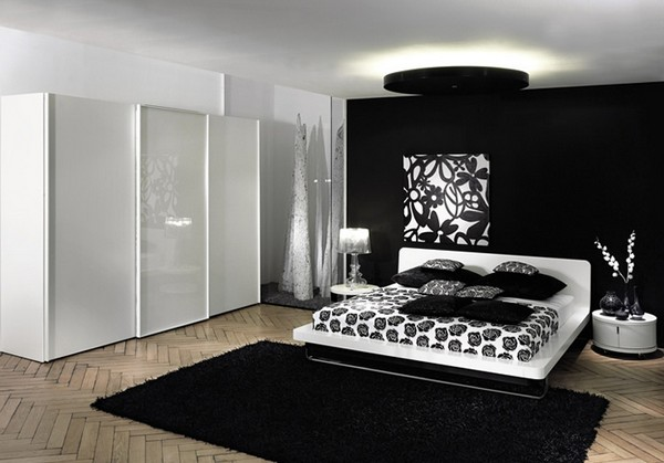 Black-and-white-bedroom-colour-scheme-2
