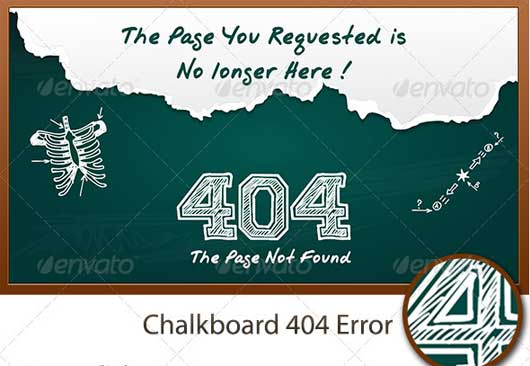 Board Design 404 Error Design Resources to Get More Attention