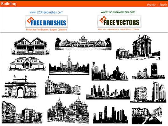 Building vector pack Stunning Vector Graphics for Designers