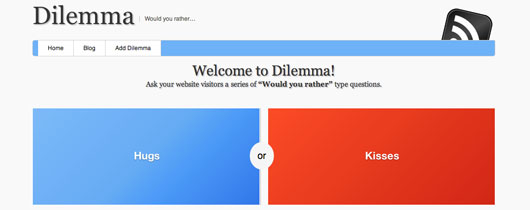 Dilemma WordPress Plugin Top 40 Premium Plugins of WordPress