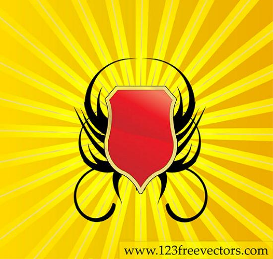 Free Vector Shield Stunning Vector Graphics for Designers