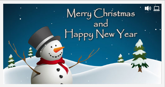 Merry Christmas and Happy New Year Marvelous 35 Premium Flash Animations with Source Files