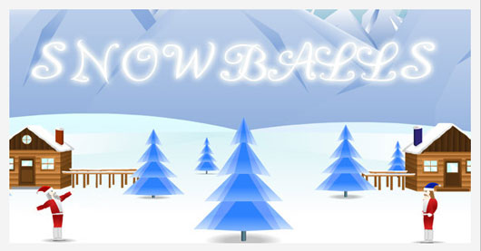 Snowballs Marvelous 35 Premium Flash Animations with Source Files
