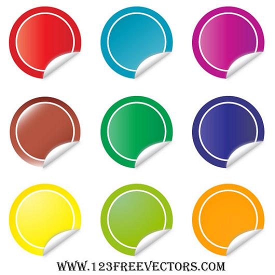 Sticker Vector Stunning Vector Graphics for Designers