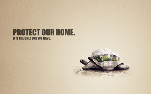 DESIGN PROCESS: CREATING AN ECO-FRIENDLY CONCEPT DESIGN IN PHOTOSHOP