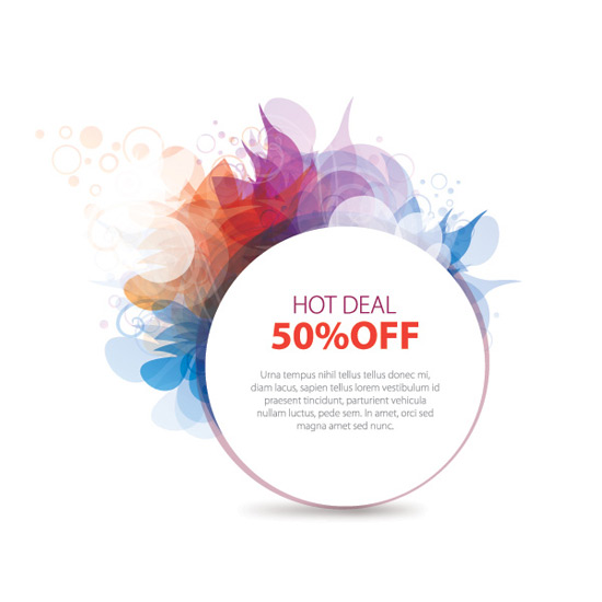 Hot Deal - Vector Graphic by DryIcons