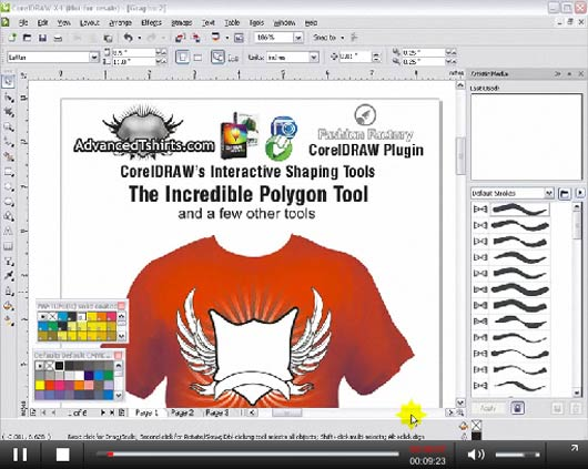 Corel Draw Tips And Tricks - Learn Corel Draw - Tips and Tutorials