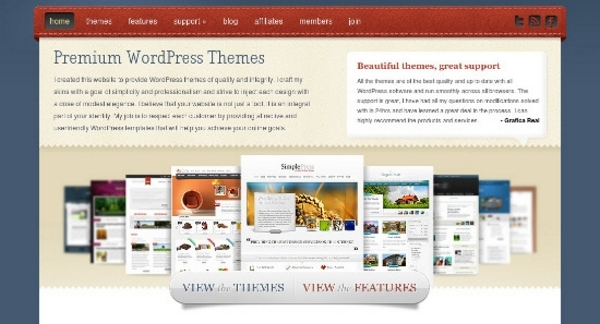 wordpress-website-design-Elegant-Themes