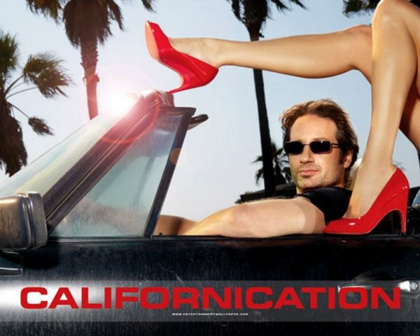 Californication tv show wallpaper