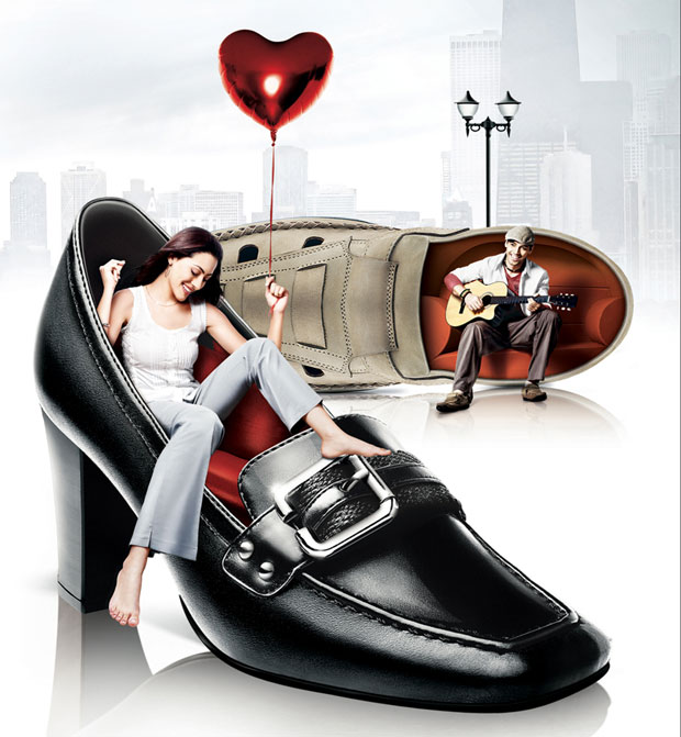 31Shoe Lounge o 60+ Masterpieces Of Creative Advertisements