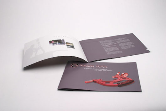 Brochure 1 inside 35 Creative Brochure Design examples for your Inspiration