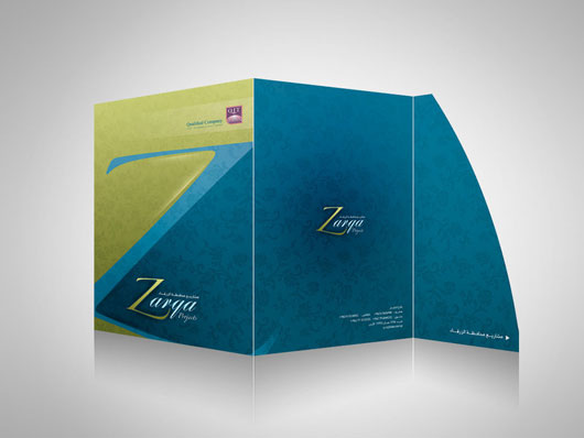 Folder Zarqa Projects 35 Creative Brochure Design examples for your Inspiration