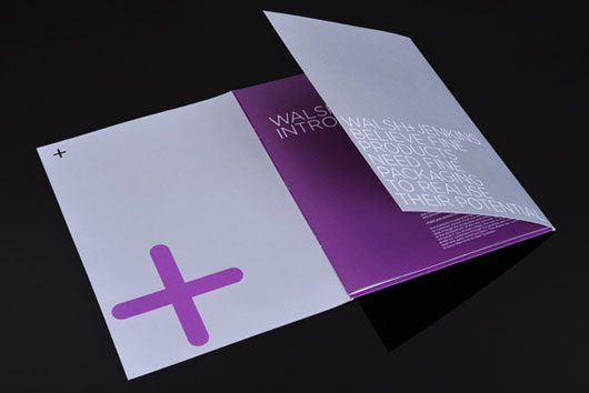 Walsh and Jenkins 35 Creative Brochure Design examples for your Inspiration