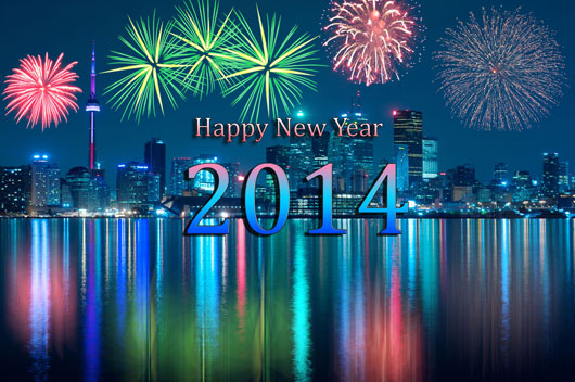 Happy New Year 2014 Picture Wallpaper