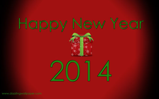 new year 2014 wallpaper