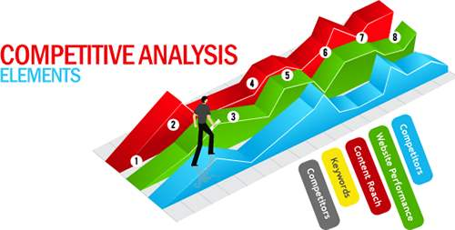 Professional Web Design for Competitive Analysis