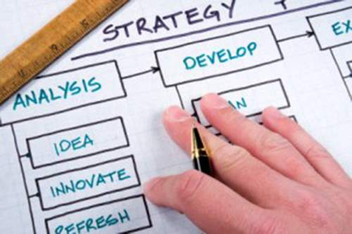 Strategy required by professionals