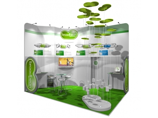 Tyoe of Stand - Exhibition Design
