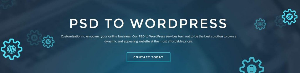 psd2wordpressexpert - WordPress Service
