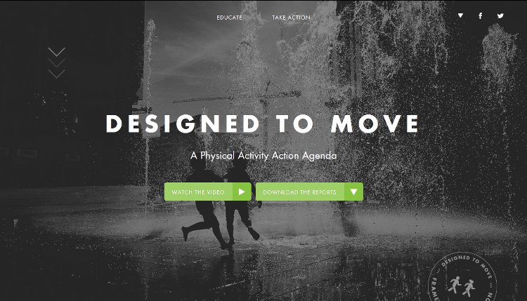 Homepage Examples Inspiration