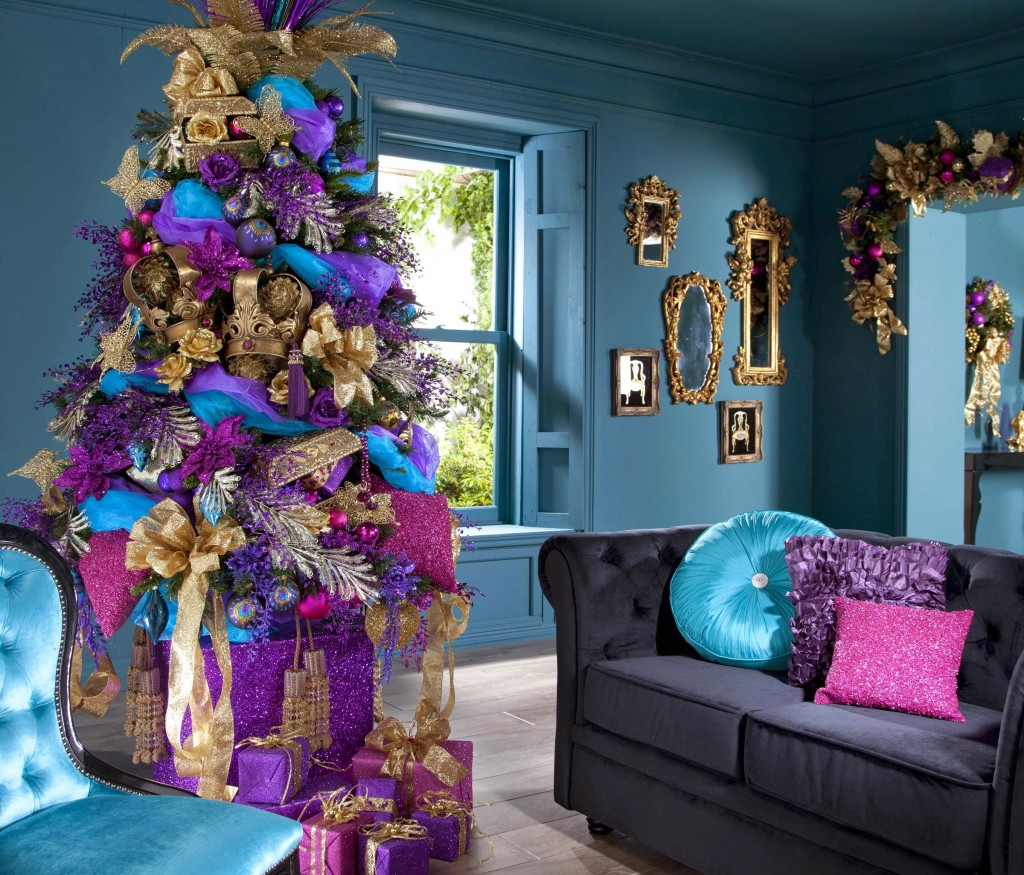 Christmas Tree For 2014: Stunning Christmas Tree Design Ideas For 2014