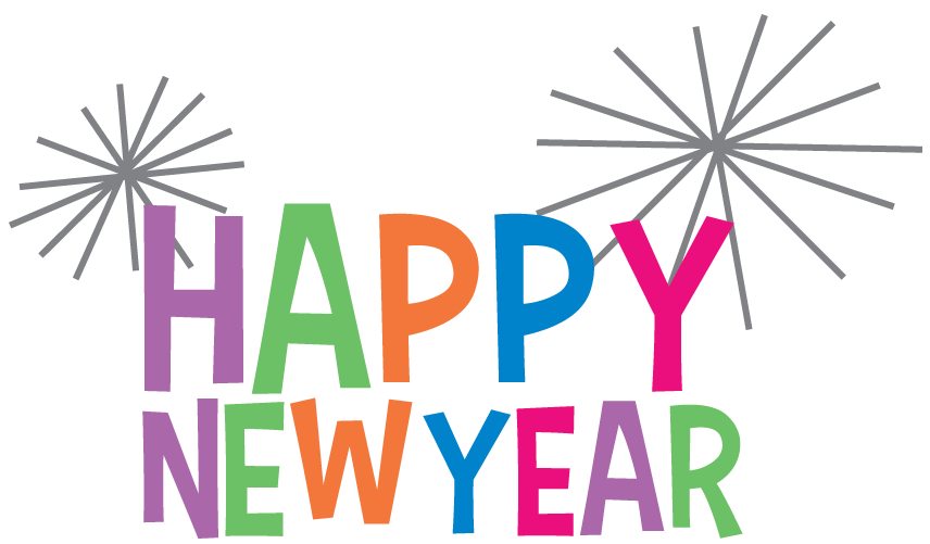 happy new year clipart free for 2015