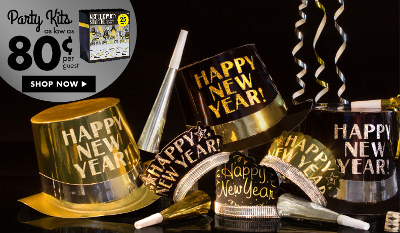 new-year-party-hats-designsmag-New Years party ideas