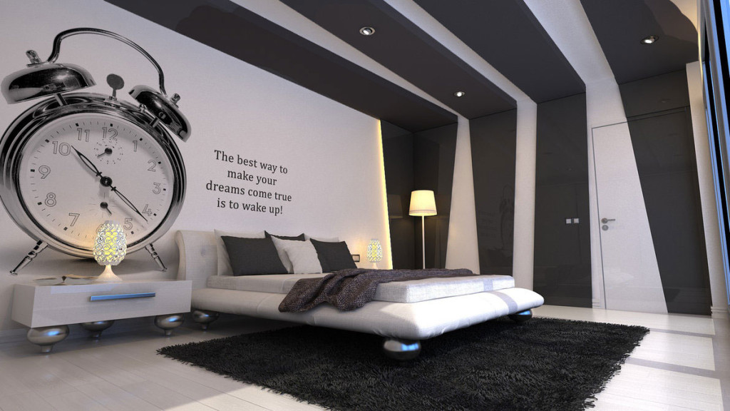 3D DIY Wall Painting Design Ideas 001 Designsmag