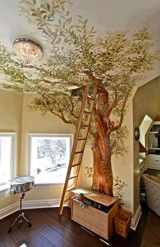 3D DIY Wall Painting Design Ideas to Decorate Home - Page 2