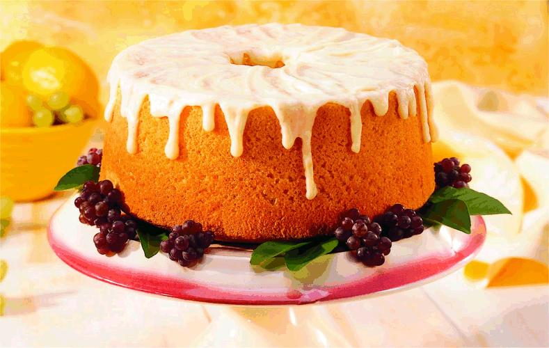 How To Make Moist Chiffon Cake