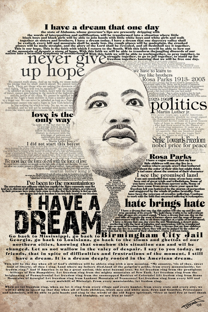 martin luther king jr timeline 2015