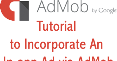 AdMob Tutorial 2015