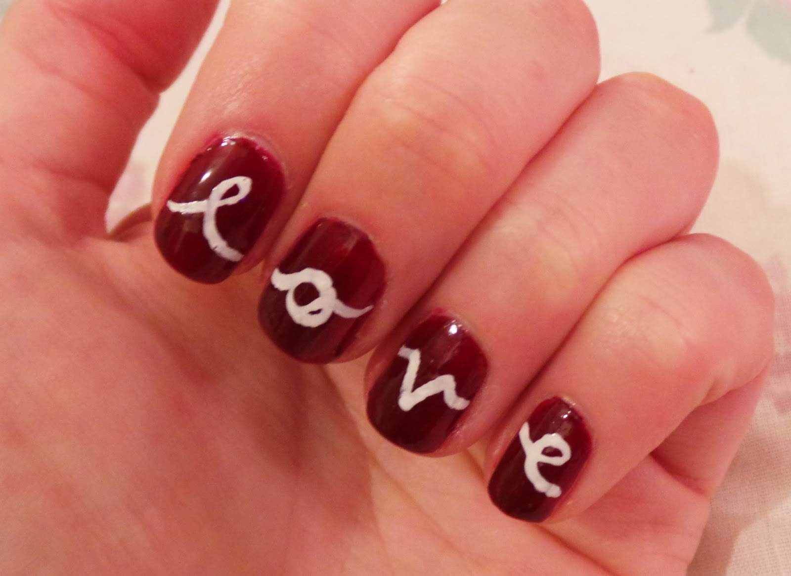 View Images Incredible Valentine S Day Nail ...