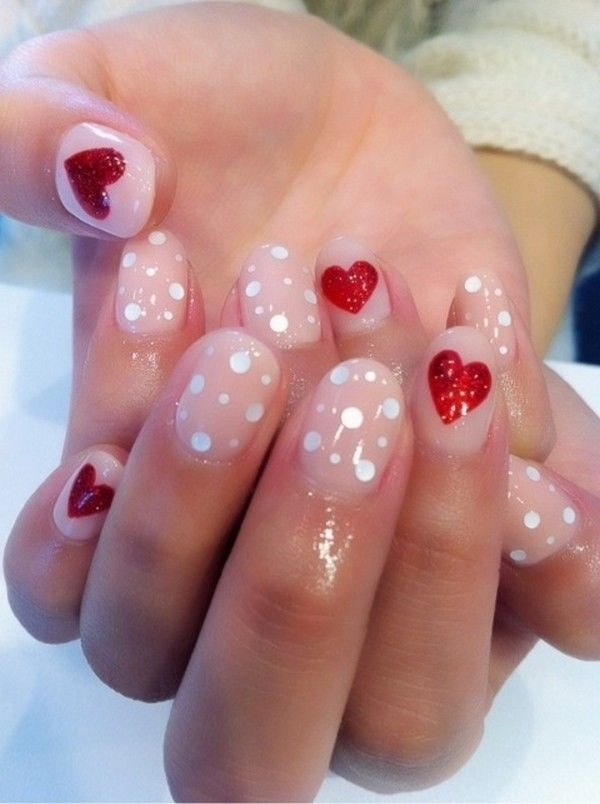 hope you like those nail art designs for 2015 for your valentine s